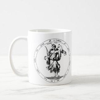 Mercury et mythologie de Luna Mug
