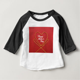 Mère #7 t-shirt pour bébé