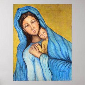 Mère bénie posters