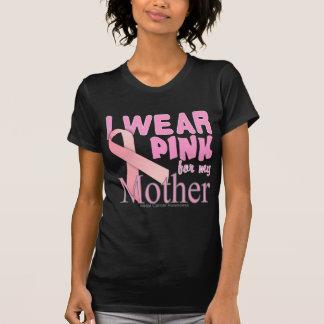 mère de conscience de cancer du sein t-shirt