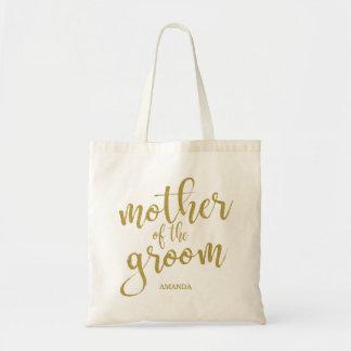 Mère du sac fourre-tout à calligraphie de