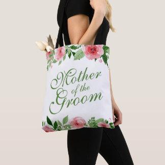 Mère du sac fourre-tout à mariage de marié