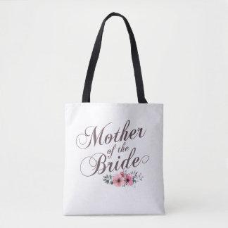 Mère du sac fourre-tout élégant au mariage | de
