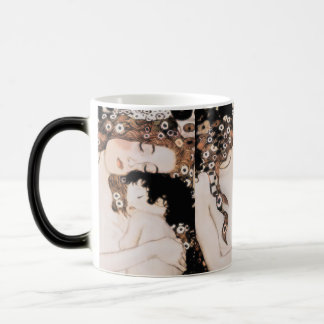 Mère et enfant Gustav Klimt Mug Magic