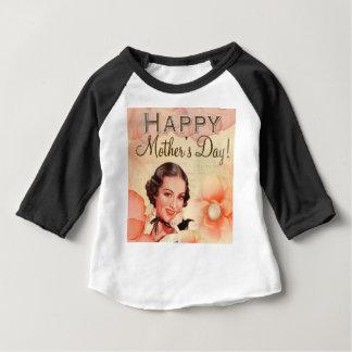 Mère-Jour #8 T-shirt Pour Bébé