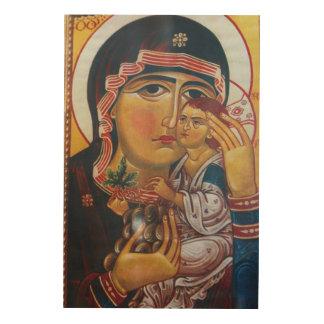 Mère Mary et art de Jésus