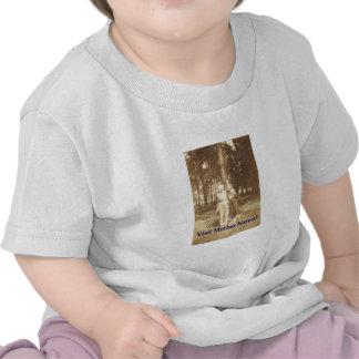Mère nature de visite ! t-shirt