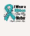 Mère - ruban de Cancer ovarien T-shirt