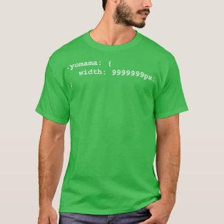 Mères de programmeur de promoteur t-shirt
