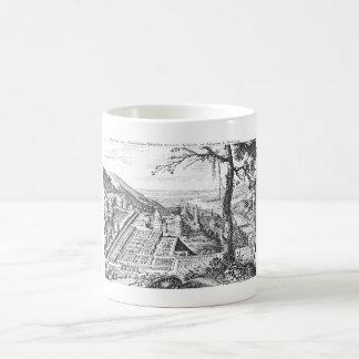 MERIAN : Château et jardins royaux 1620 Mug