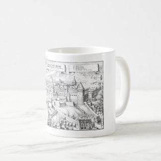 MERIAN : Château et jardins royaux ~1645 Mug