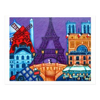Merveilles de carte postale de Paris