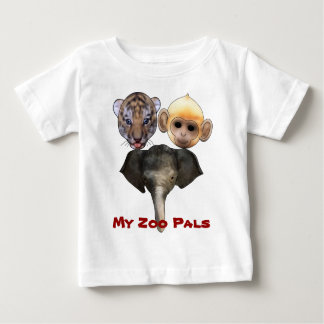 Mes copains de zoo t-shirts