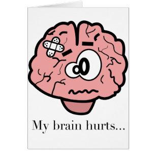 Mes maux de cerveau