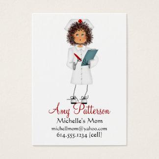 Mes peu de futures cartes de maman d'infirmière