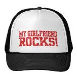 Mes roches d'amie casquette de camionneur