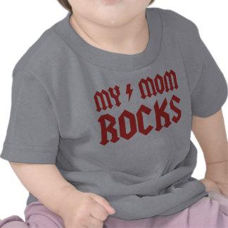 Mes roches de maman !