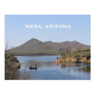 MESA, Arizona Carte Postale