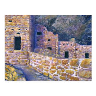 MESA Verde, beaux-arts du Colorado Carte Postale