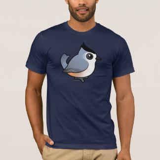mésange Noir-crêtée T-shirt