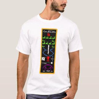 Message d'alien d'Arecibo M13 T-shirt
