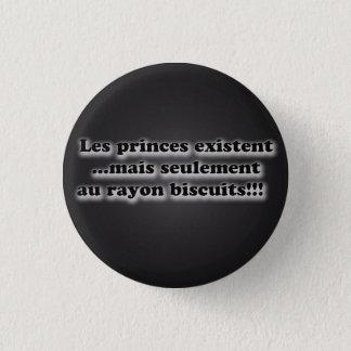 message: les princes  charmants badge