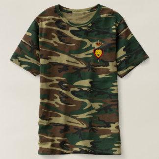 Messieurs camo Tshirt