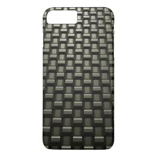 Metal l'obscurité plus de bronze industriel de cas coque iPhone 7 plus