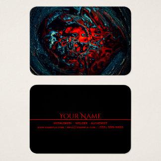 Metalsmith FONDU Cartes De Visite