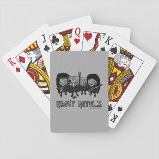 Métaux lourds jeu de cartes