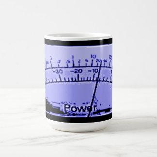 Mètre abstrait de vu mug