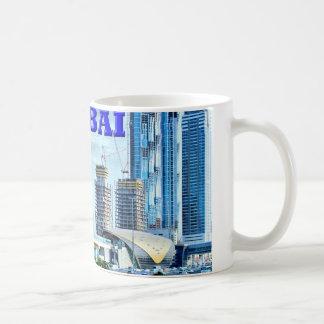 Métro de Dubaï Mugs À Café