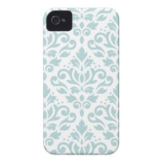 Mettez en rouleau le bleu d'oeufs de canard coques iPhone 4 Case-Mate