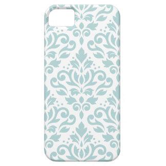Mettez en rouleau le bleu d'oeufs de canard coques iPhone 5 Case-Mate
