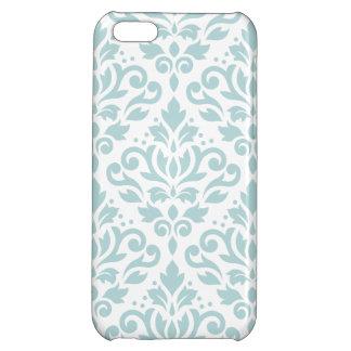 Mettez en rouleau le bleu d'oeufs de canard coques iPhone 5C