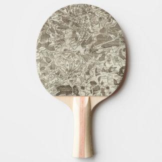 Metz Raquette De Ping Pong