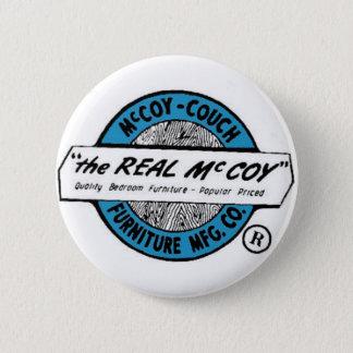 Meubles MFG. CO de divan de McCoy Pin's