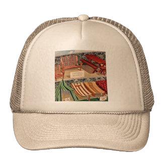 Meubles suburbains de rétro séquoia vintage de kit casquette