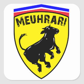 Meuhrari Sticker Carré