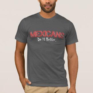 Mexicain-il améliorent… la pièce en t t-shirt
