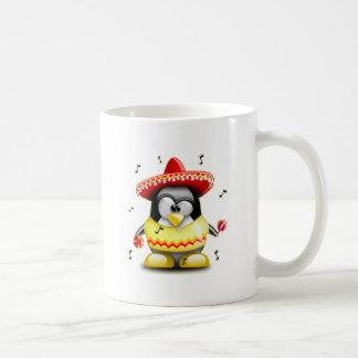 Mexicain Tux Tasses À Café