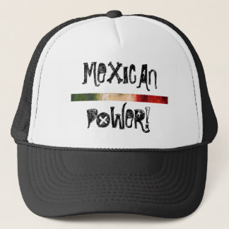 MEXICAN POWER HAT CASQUETTE