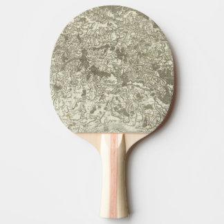 Mezieres Raquette De Ping Pong