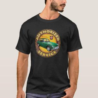 MGB GT a autorisé le service T-shirt