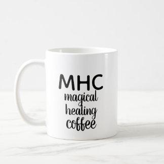 """MHC : Tasse de café curatif magique"""