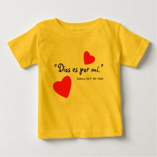"""""""Mí"""" Camisa de por de Dios es T-shirt"""
