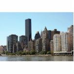 Mi ville New York Découpages En Acrylique