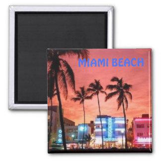 Miami Beach, la Floride Aimant