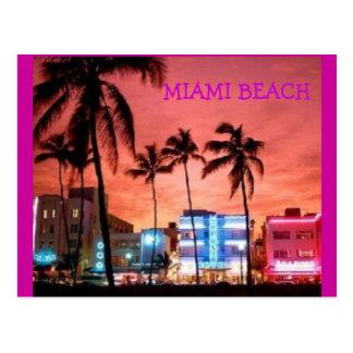 Miami Beach, la Floride Cartes Postales