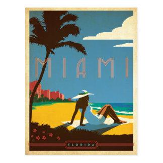 Miami, FL Cartes Postales